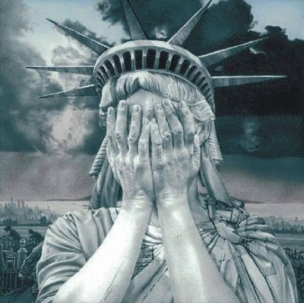 Юлия Витязева: По кому бахнет Америка, смывая свой позор?