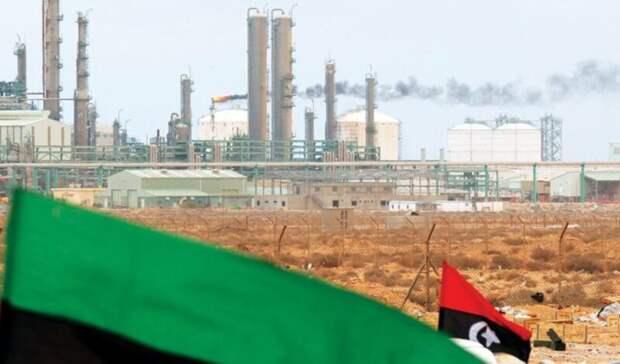 1,25млн б/с достигла добыча нефти вЛивии
