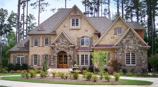 Дома в стиле модерн для ценителей комфорта и качества (26 фото)