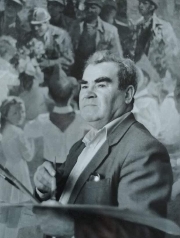 Крымский художник Чуприна Николай Петрович