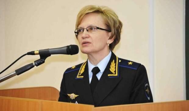 Генерал-майор МВД, оренбурженка Наталья Агафьева уволилась из следственных органов