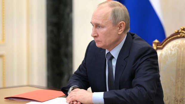 В Кремле назвали тему переговоров Путина и Пашиняна