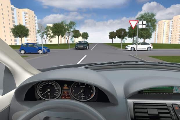 Тесты ПДД - информация для будущих автомобилистов