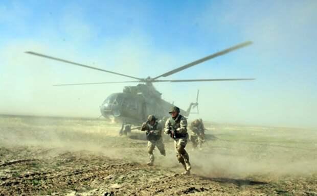 Полк российских десантников разместят в Феодосии