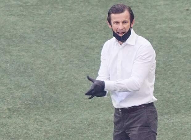 Андрей Аршавин: «Зениту» нужно продолжать верить в Семака. Доработает ли он сезон? Как все сложится в Лиге чемпионов…