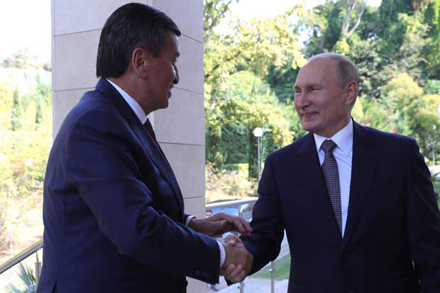 Путин: Россия всегда поддерживает действующие власти стран