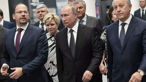 Путин сообщил о планах модернизации 60 аэропортов России