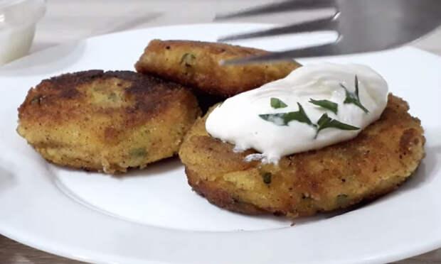 Картофельные котлеты: добавляем манку и меняем вкус
