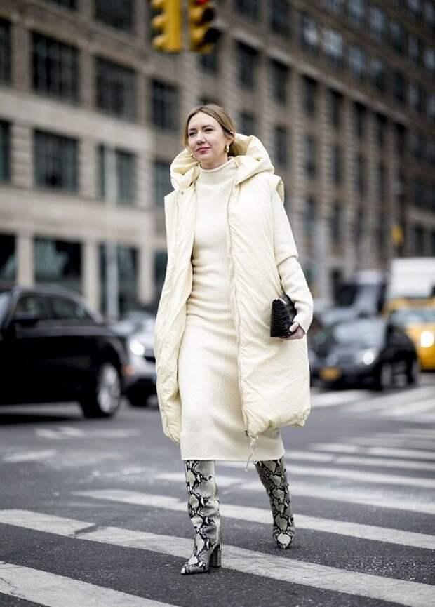 Модные цвета пуховиков на осень-зиму 2020 – разнообразие на любой вкус