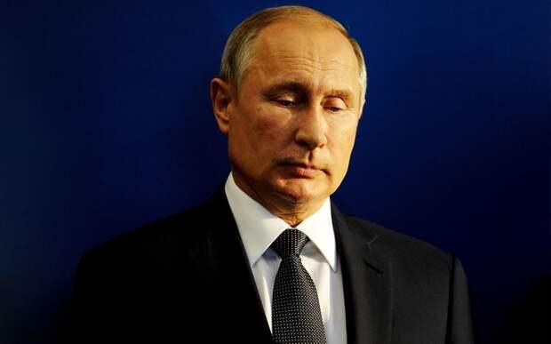 Путина расстроило поражение России от Канады в четвертьфинале чемпионата мира по хоккею
