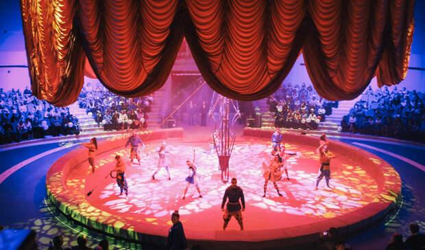 За прививку от коронавируса во Владивостоке можно получить билет в цирк