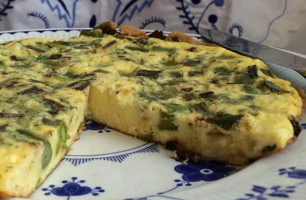 Едим омлет на ужин: добавили ингредиенты и получили новое блюдо