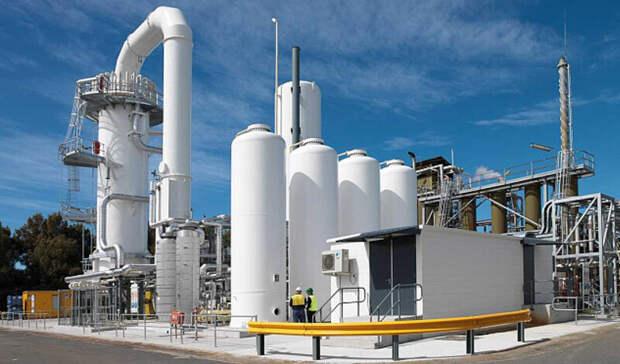 План развития водородной энергетики принял Кабмин РФ