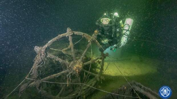 На дне Финского залива нашли четыре судна, затонувшие в 1941 году