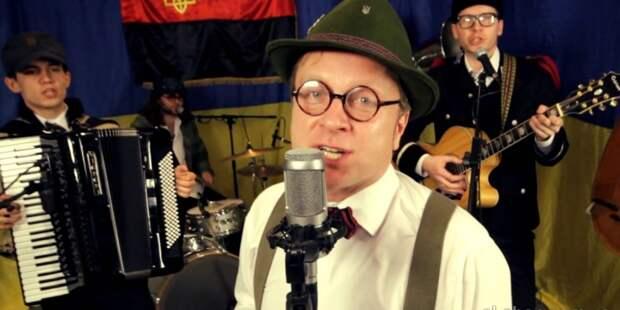 Украинский музыкант обозвал жителей Донбасса «больными» и дал им полгода на переезд в Россию