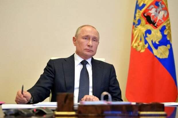 Путин: палестино-израильский конфликт затрагивает интересы безопасности РФ