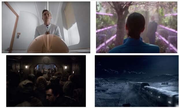 """С 1-го сезона влюбилась в сериал """"Сквозь снег"""". Мой отзыв."""