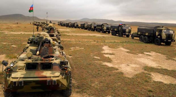 Азербайджан отказался отводить свои войска из Армении