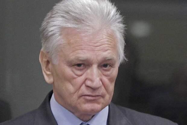 Экс-начальник Генштаба ВС Сербии осужден на шпионаж в пользу США