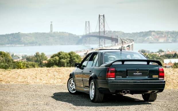 Opel-Lotus Omega 1990-1992 — Супер-седан, разозливший Правительство lotus, opel, vauxhall, авто, автомобили, редкий автомобиль, седан, янгтаймер