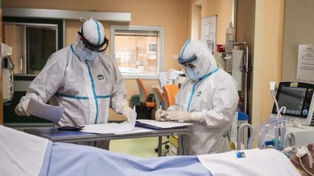 В России обновлён очередной рекорд по числу заболевших и умерших от коронавируса за сутки
