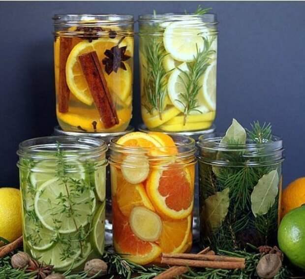 Как сделать натуральные ароматизаторы для дома?