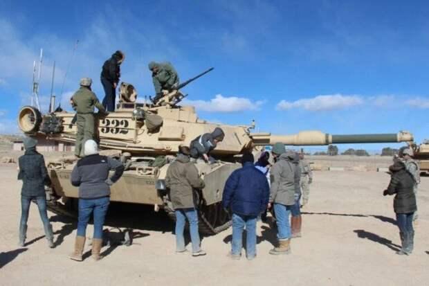 Армия США разрабатывает боевой танк нового поколения