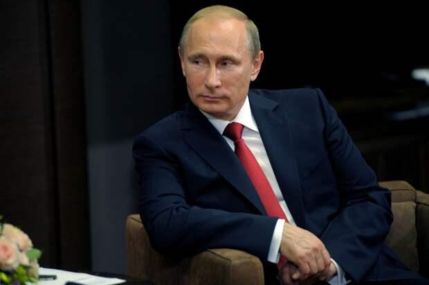 Путин пытался спасти Европу, но она отказалась