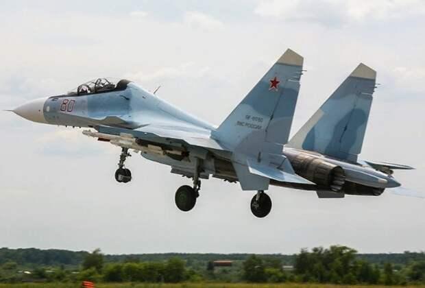Разбившийся вчера под Тверью Су-30 был сбит другим российским самолётом