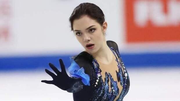 Медведева высказалась о своем отсутствии в составе сборной России