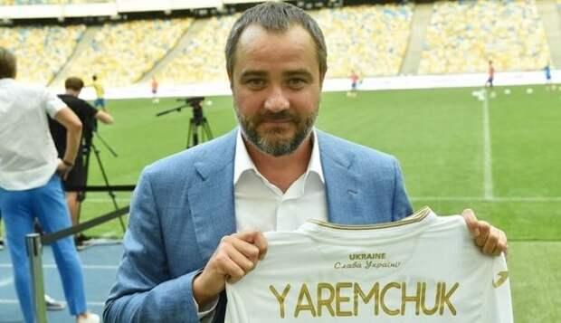 УАФ хочет сделать бандеровские лозунги футбольными символами Украины