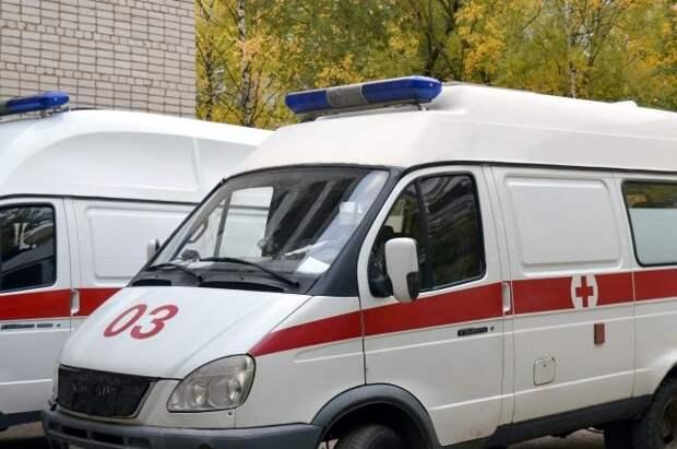 В ДТП с грузовиком под Тулой один человек погиб и девять пострадали
