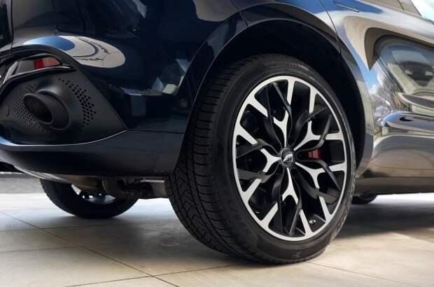 Aston Martin DBX: спасательный круг великого бренда. Aston Martin DBX