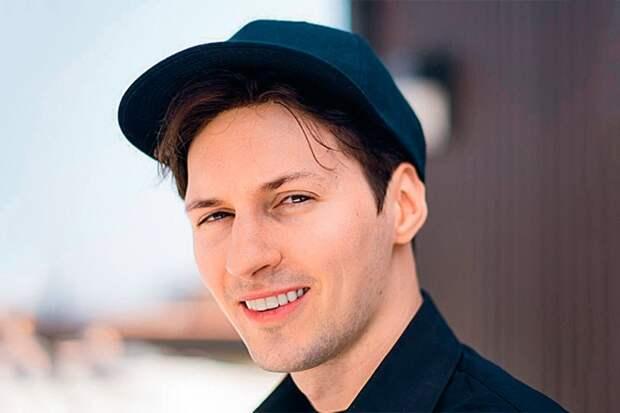 Павел Дуров недоволен протестами