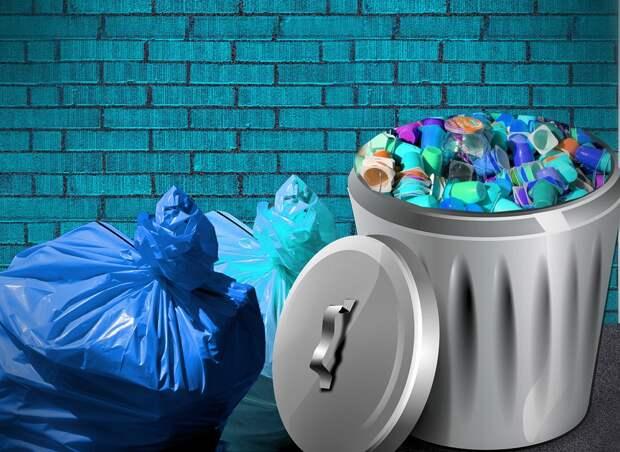 В доме на Волгоградском проспекте собрали и вынесли мусор из подъезда