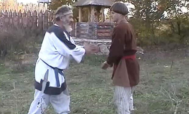 Хранитель: русский рукопашный бой