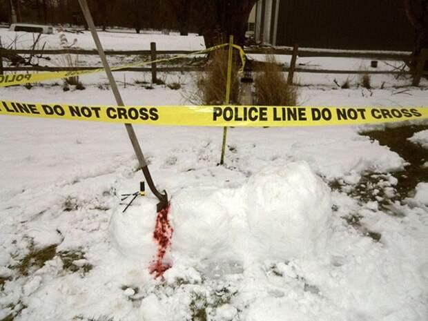 creative snowman ideas
