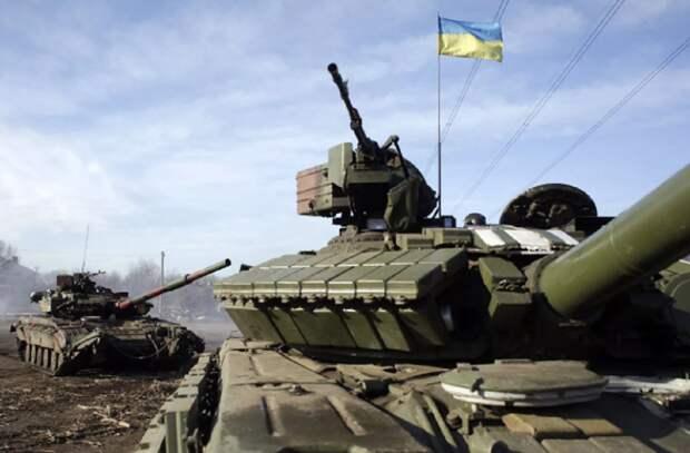 В Болгарии рассказали, как Россия заблокировала танки ВСУ в Донбассе
