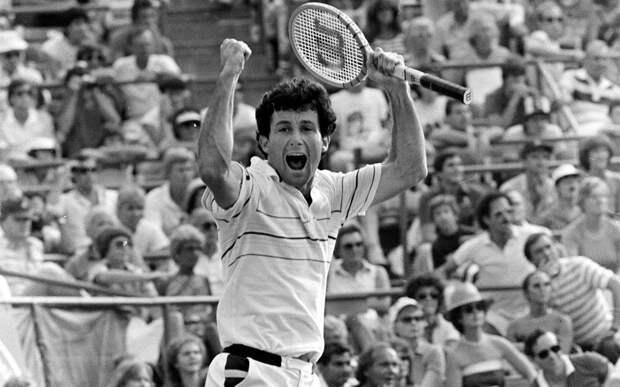 Умер Билл Скэнлон, первый теннисист, которому удался золотой сет