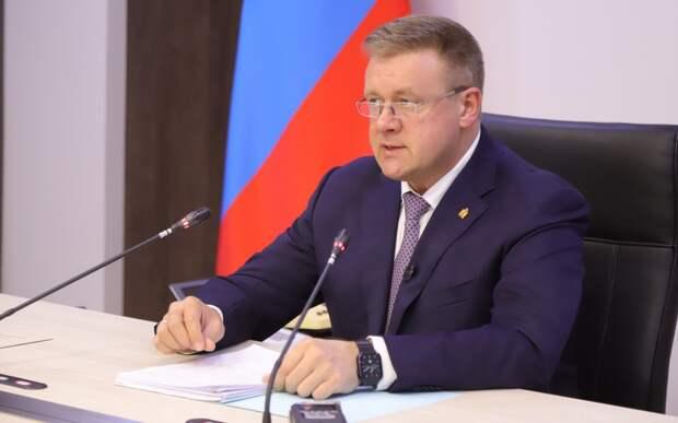 Николай Любимов поручил рязанским министрам в июне пообщаться с жителями в районах