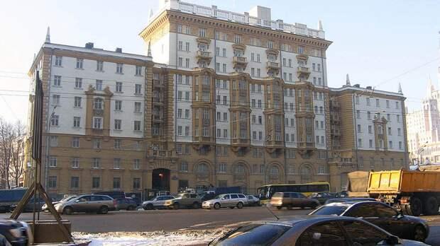 Представитель посольства США в России оценила свою работу в Москве