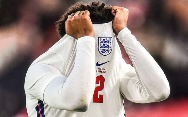 Защитник сборной Англии Александер-Арнольд пропустит Евро-2020 из-за травмы