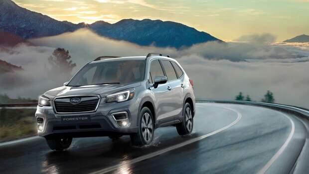 Несколько тысяч моделей Subaru отзывают в России из-за неисправности