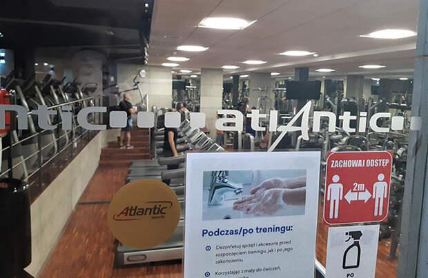 В Польше заработала «Церковь здорового тела»