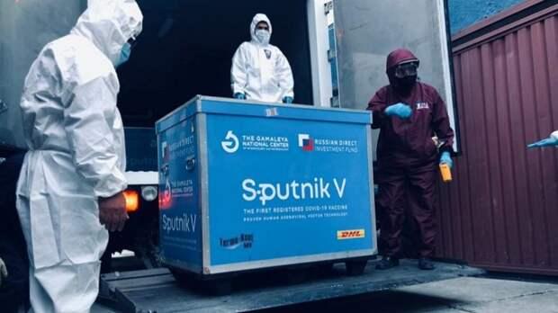 Россия выигрывает Первую коронавирусную войну