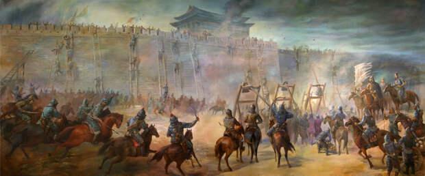 От Калки до нашествия: Натиск монголов за Запад.