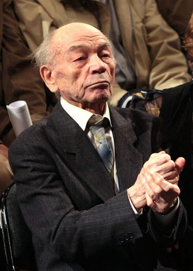 Владимир Терентьевич Кашпур (2007-2008 года)