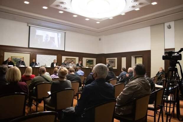 Украинские радикалы обсудили вопросы «реинтеграции» Донбасса и Крыма