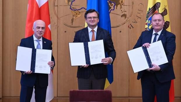 Ты их в дверь - они в окно: Украина, Молдова и Грузия считают, что, несмотря на сопротивление Брюсселя, их страны готовы к членству в ЕС