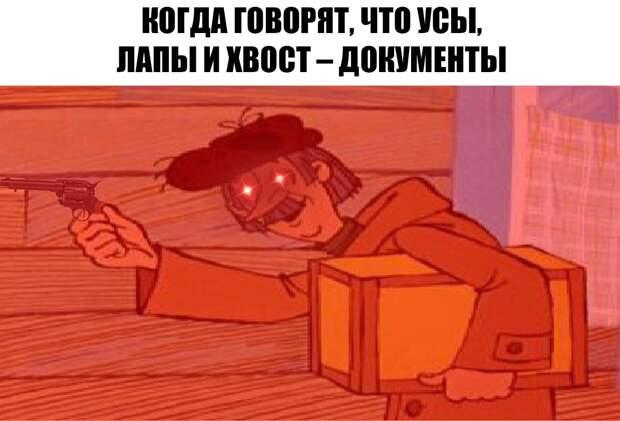 Белорусским почтальонам разрешат ношение оружия. Что? Да! МВД выпустило...